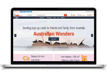 Launching new website to deliver better customers' experiences